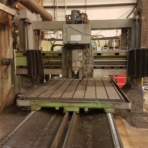 jameson machine dismantal