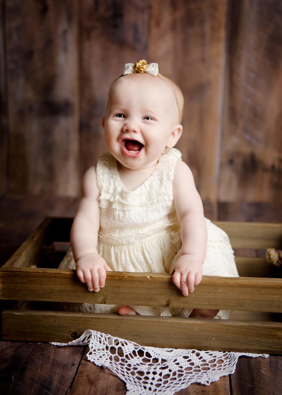 {Mylee Jane: 9 Months!}