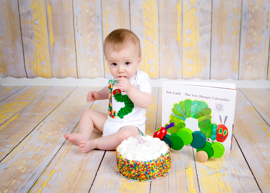 {Finley Turns ONE!}