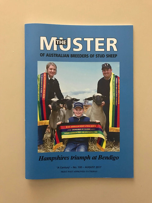 MUSTER Subscription