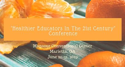 Healthier Educators In The 21st Century