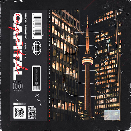 Capital Drum Kit Volume 3