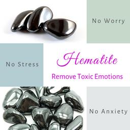 Hematite-Remove Toxic Emotions