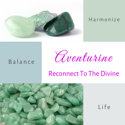 Aventurine-Reconnect To The Divine