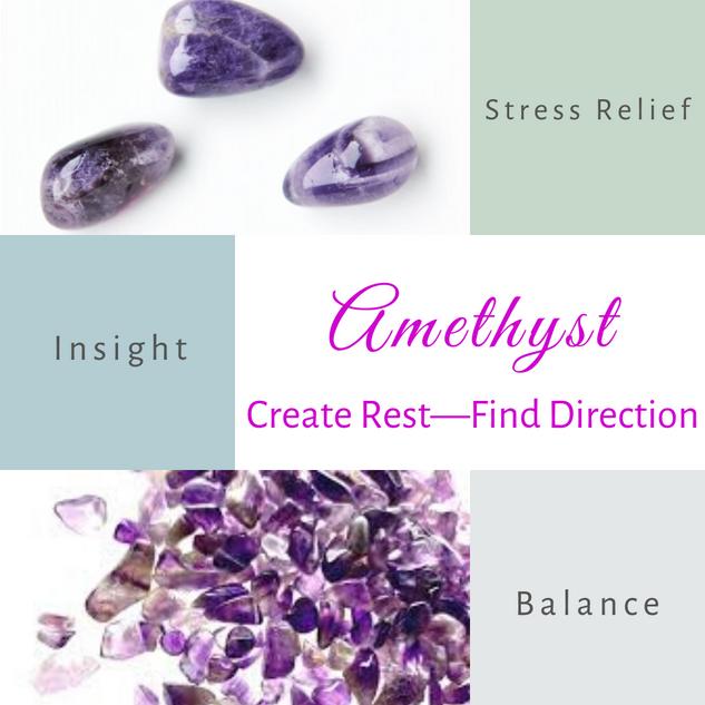 Amethyst-Create Rest, Find Direction