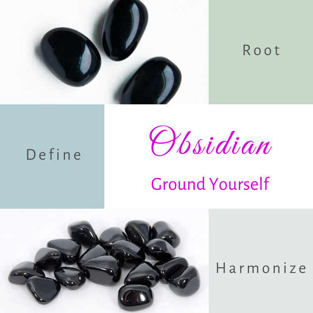 Obsidian-Ground Yourself