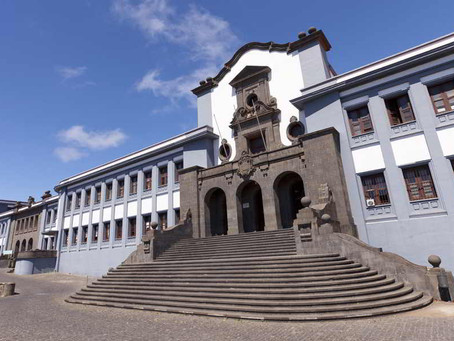 "Alexander Von ""Humboldt Cosmos Multiversity"" Tenerife"