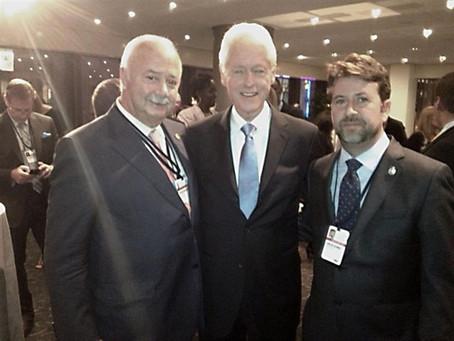 Bill Clinton Tenerife CGI