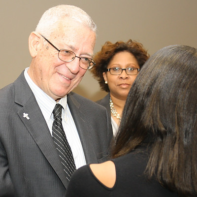 'Minister Thwaites' Visit 2012