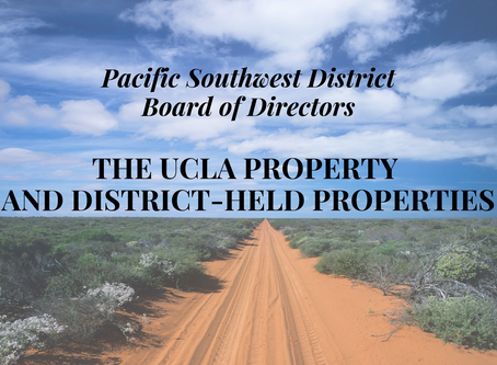 THE UCLA PROPERTY  AND DISTRICT-HELD PROPERTIES