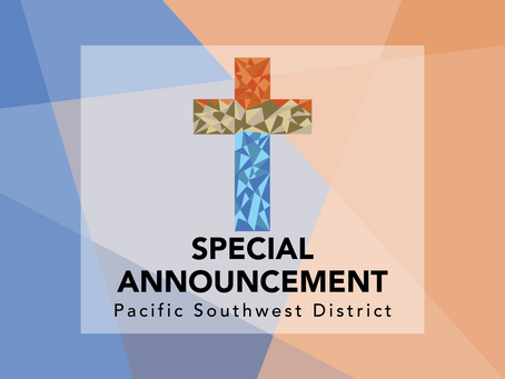 VICARAGE ASSIGNMENTS AND PASTORAL PLACEMENTS - SPRING 2019