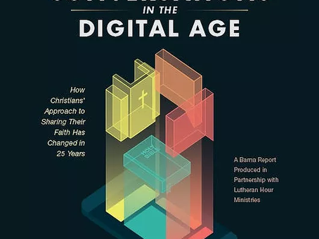 "Book Review ""Spiritual Conversations in a Digital Age"" by Barna Group"