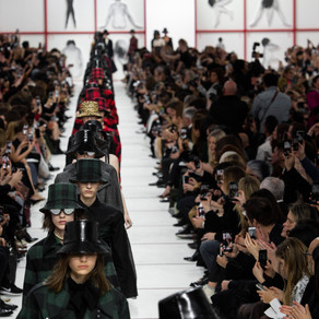 DIOR: FROM THE RUNWAY TO THE STORE