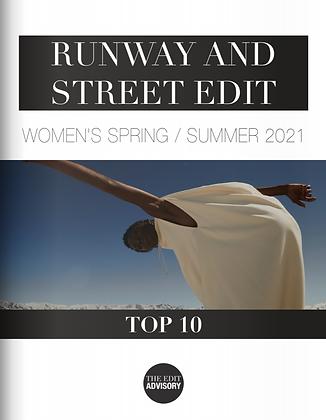SS21 RUNWAY AND STREET EDIT: TOP 10