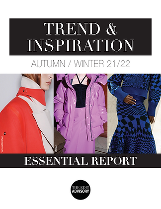 AW 21/22 TREND & INSPIRATION: ESSENTIAL EDITION