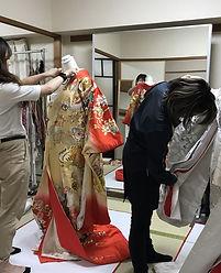 婚礼和装レッスン