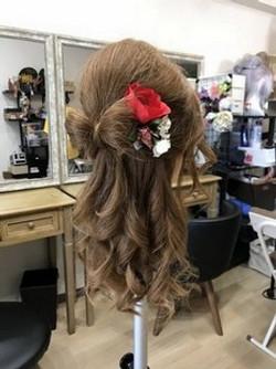 レンタル髪飾り