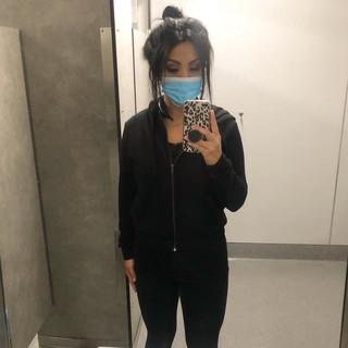 18 July   H&M hoodie, Zara Jeans