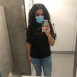 17 July   H&M top, Zara jeans