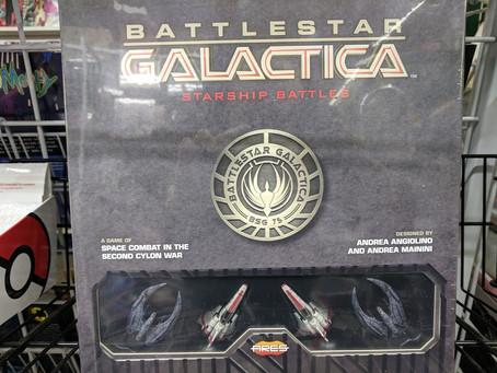 Battlestar Galactica: Starship Battles is here!