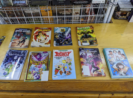 Free Comic Book Day Becomes Free Comic Book Summer