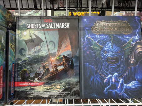 Ghosts of Saltmarsh is here!