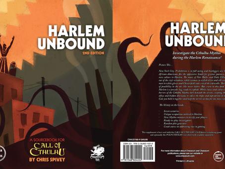 Black History Month and Harlem Unbound