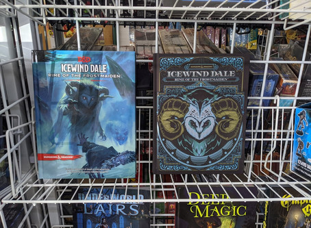 New in Gaming: 9/22/2020 and Board Game Sale