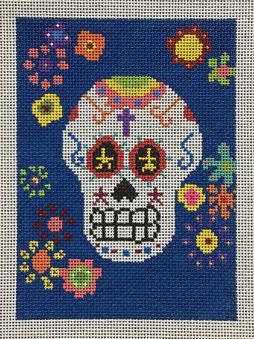 Starry Eyed Sugar Skull