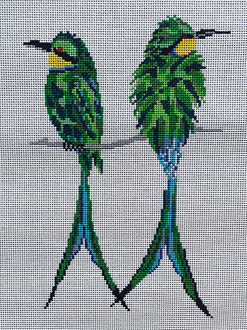 Swallow-Tailed Bee Eaters