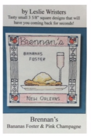 Brennan's cross stitch chart