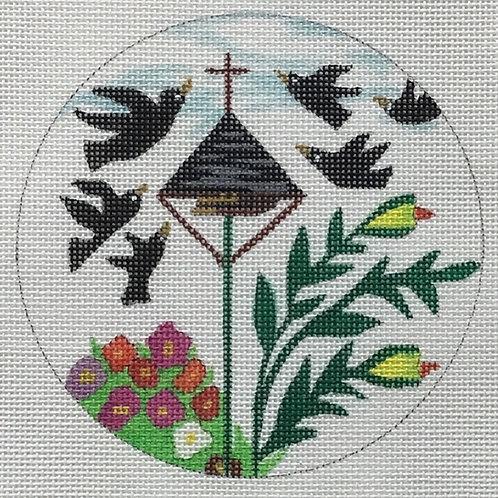 Birdfeeder Ornament