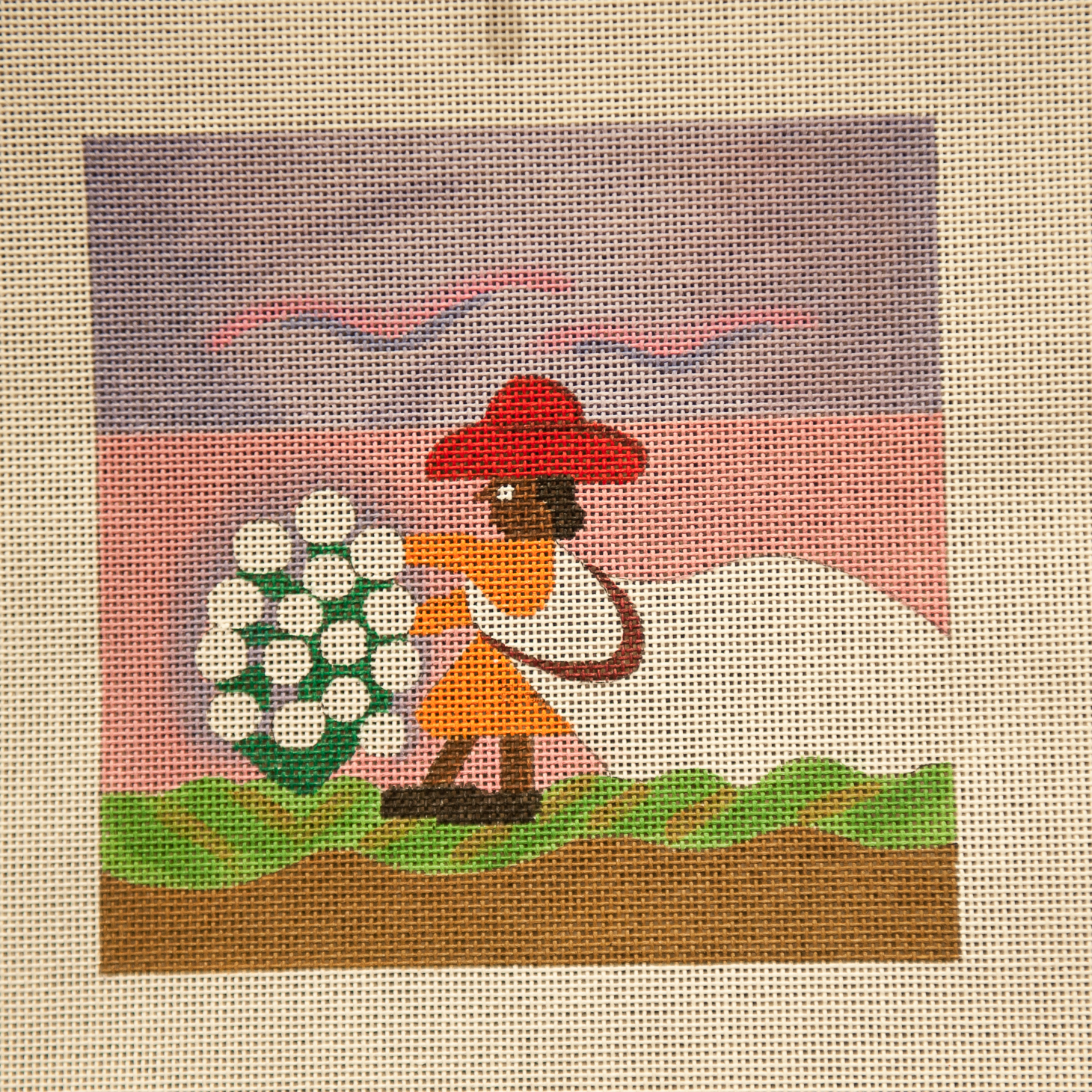 Picking Cotton (small)