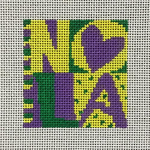 NOLA Love (Mardi Gras)