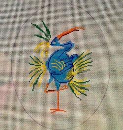 Gestural Heron