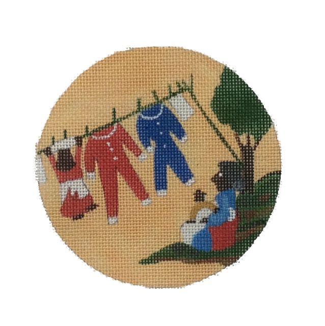 Washday Ornament
