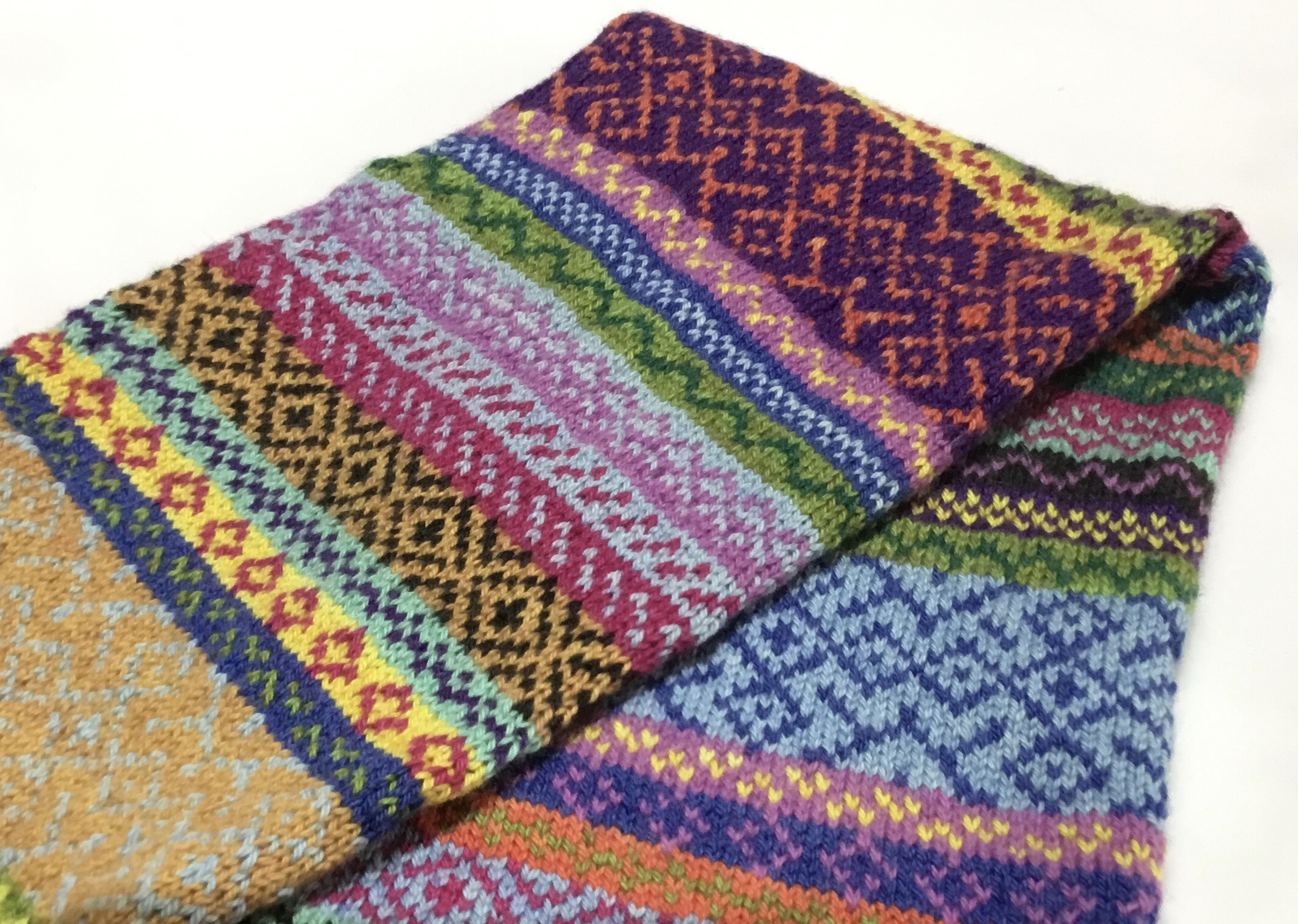 Colors of Reywa Cowl