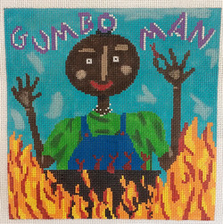 Gumbo Man