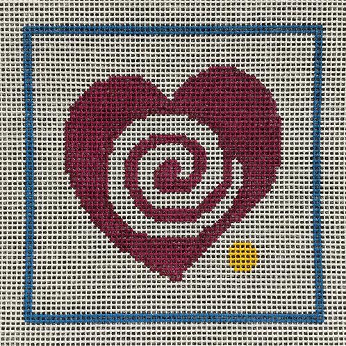 Spiral Heart (7m)