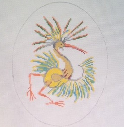 Gestural Ibis