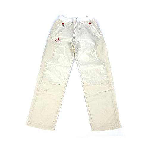 Off White x Jordan Woven Pants 'White'