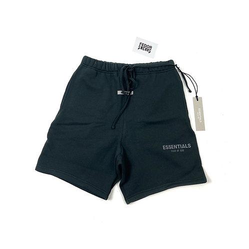 ESSENTIALS X FEAR OF GOD Sweat Shorts 'Black'