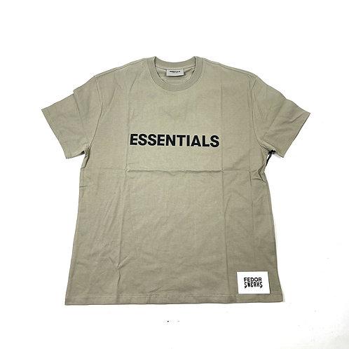 ESSENTIALS X FEAR OF GOD Short Sleeve T-Shirt 'Moss'