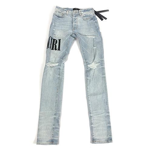 Amiri Jeans 'Light Blue'