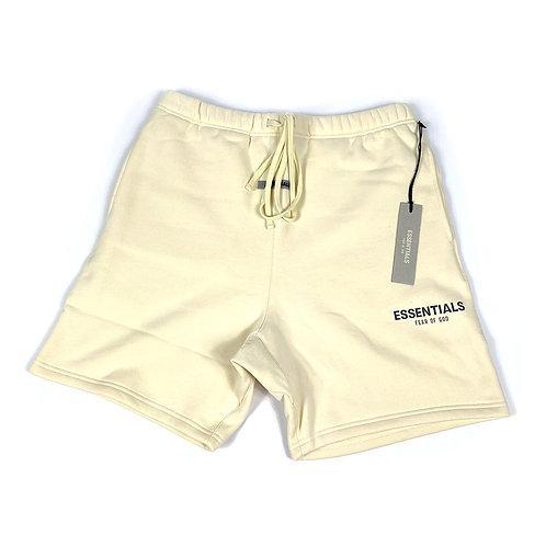 ESSENTIALS X FEAR GOD Cream Shorts