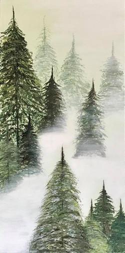 Mountain Mist 12X24