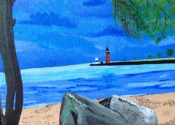 Pierhead Lighthouse from Simmons Beach.jpg.jpg