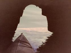 _Sea Cave__Apostle Islands, UP__Nov