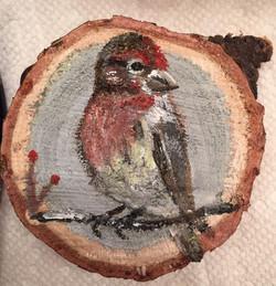 Bird_(On wood)