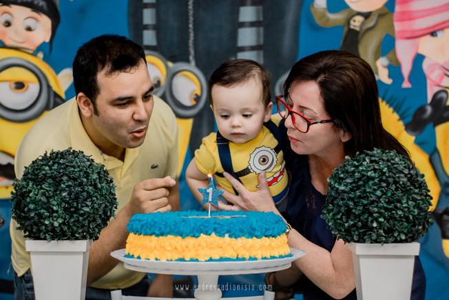 Aniversário Infantil | Erick 1 ano